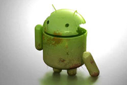 malware android apps spread on pc