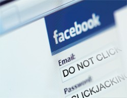do not click clickjacking