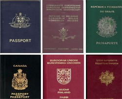 how to get a fake passport