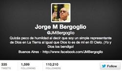 fake pope jmbergoglio twitter scammers