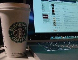 hidden security threats wifi coffe shop