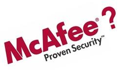 mcafee antivirus update glitch