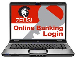 zeus online banking trojan steals login information