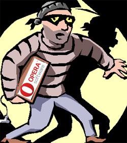 certificado digital de ópera roubado