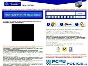 criptografia de arquivo ukash ransomware