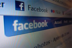 security risk using facebook at work