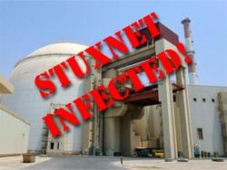 stuxnet worm threatens nuclear plants