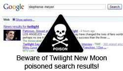 twilight saga new moon internet scam