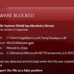 Win32 malware.gen Image 3
