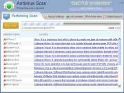 Antivirus Scan screenshot