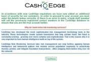 Cash Edge Pop-Up Virus screenshot