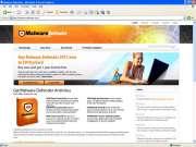 Malware Defender 2009 screenshot