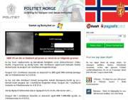 Politiet Norge Ukash Virus (Ransomware) Image 1