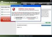 Power Antivirus 2009 Image 5