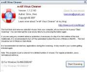 VirusCleaner screenshot