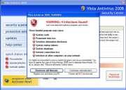 Vista Antivirus 2008 Image 1
