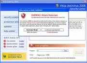 Vista Antivirus 2008 Image 4
