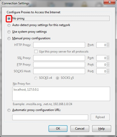 How to Disable Proxy Settings in Your Web Browser - Remove Spyware & Malware with SpyHunter ...