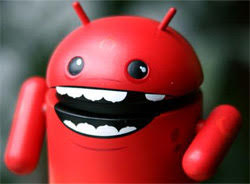 acesso root do malware android