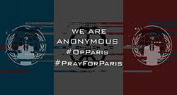anonymous hacker group retaliation isis paris attacks