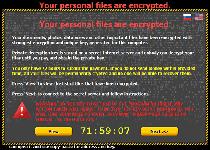 Critoni Ransomware Image 1