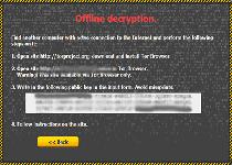 CTB-Locker (Critoni) Ransomware Image 1