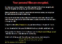 CTB-Locker (Critoni) Ransomware Image 2