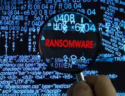 ransomware audible voice alert