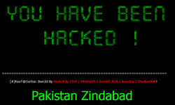 bangladesh google search site defaced pakistani hackers