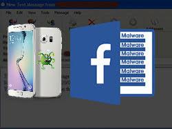 espalhar malware aplicativos móveis redes sociais