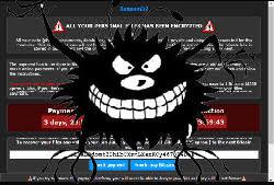raa ransomware using javascript