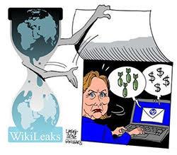 wikileaks dnc data exposed