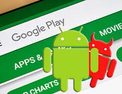 google play store android malware attack legit apps