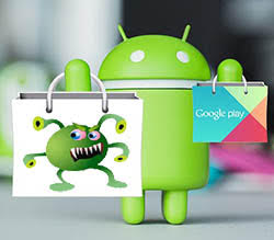 google removed malicious apps play store 2017