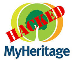 myheritage dna site hacked