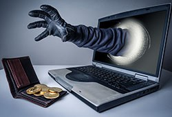 thanatos ransomware user cryptocurrency ransom