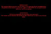 FileCoder Ransomware Screenshot
