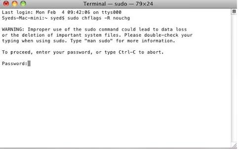 Como corrigir o código de erro Mac 43 ao copiar arquivos screenshot