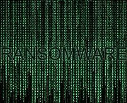 matrix type ransomware megacortex