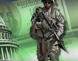 Cybercrime-Gruppe empfiehlt Geld von Militärmitgliedern