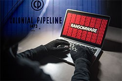 colonial pipeline darkside ransomware attack