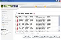 Contravirus Screenshot