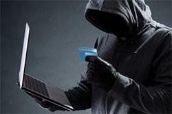 roubo de cartão de laboratório ransomware