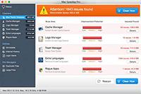 Mac SpeedUp Pro Screenshot