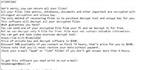 Moba Ransomware Screenshot