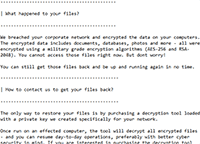SNAKE Ransomware Image