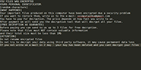 Ssimpotashka@gmail.com Ransomware Screenshot